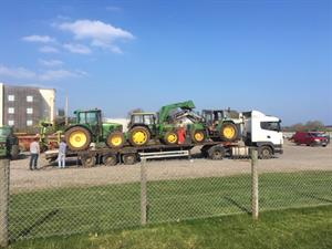 South Devon Collective Machinery Sale - Report