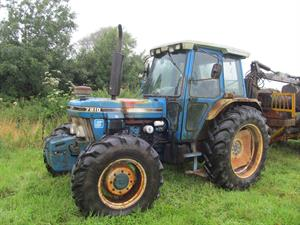 Sale of Tractors, Implements & Workshop Equipment - Saturday 9th September 2017