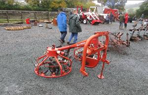 CHAGFORD MACHINERY SALE REPORT