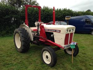 CHAGFORD MACHINERY SALE 24TH OCTOBER 2015