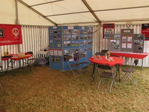 Come & visit Rendells at Totnes Show this Sunday 26th July 2015
