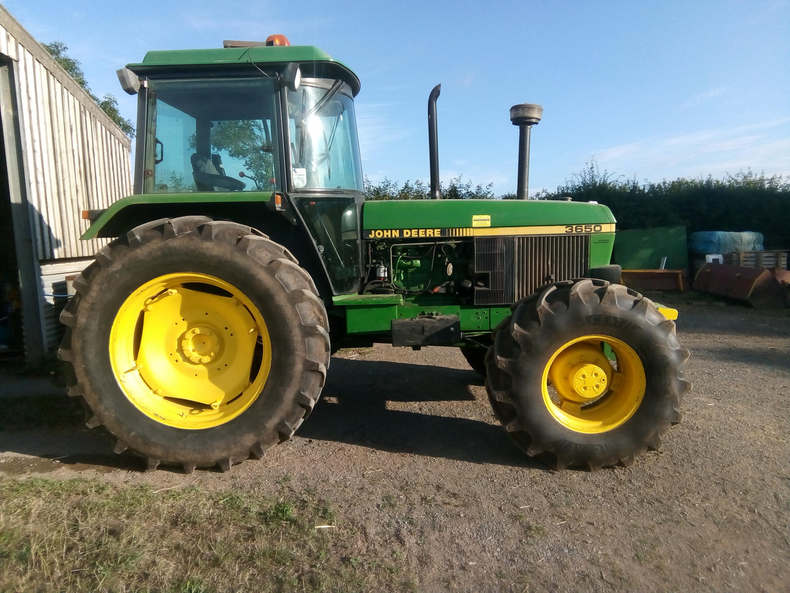 South Hams Collective Machinery Sale on Saturday 31st August 2019
