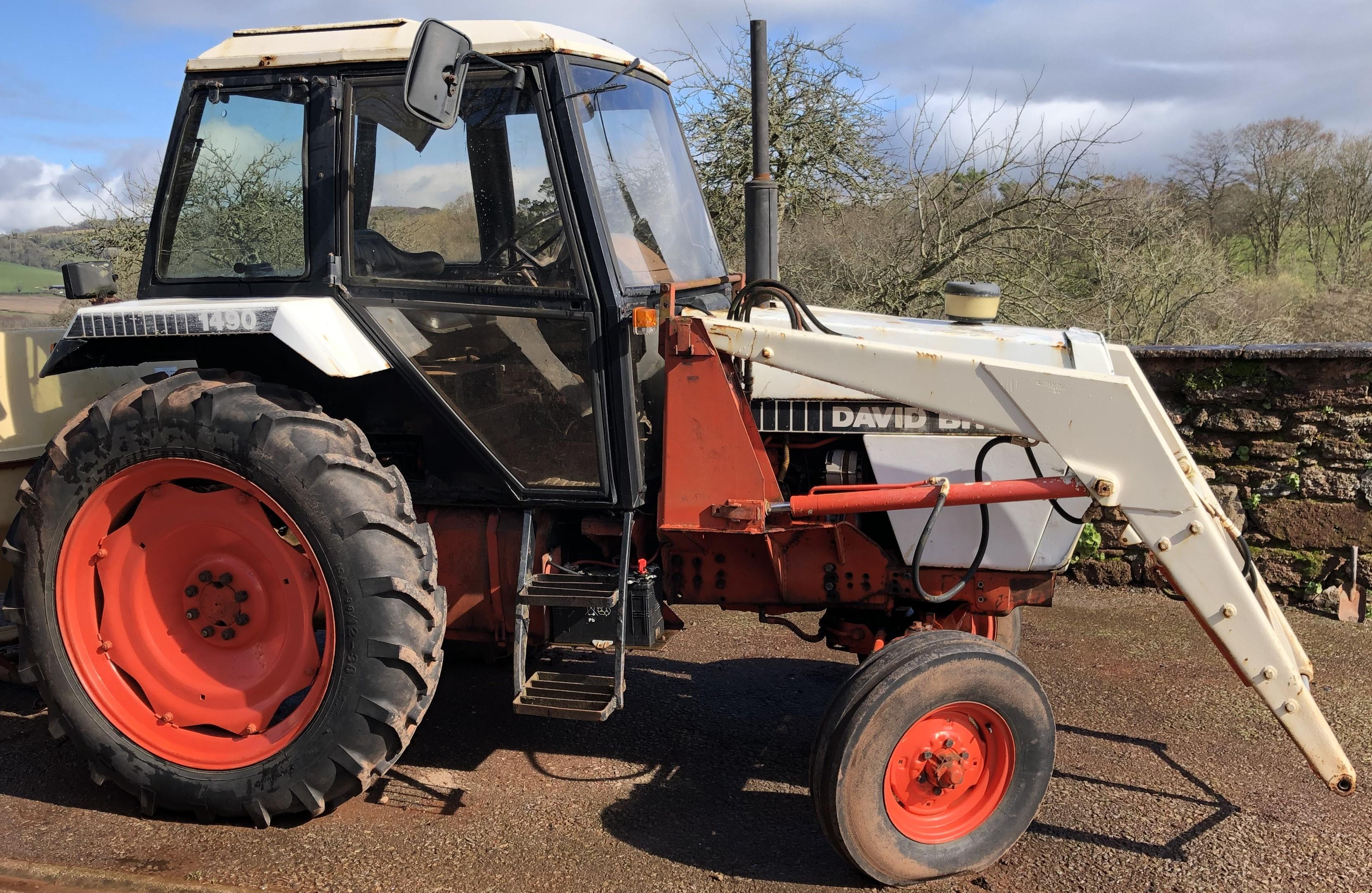 South Devon Collective Machinery Sale on Saturday 28th March