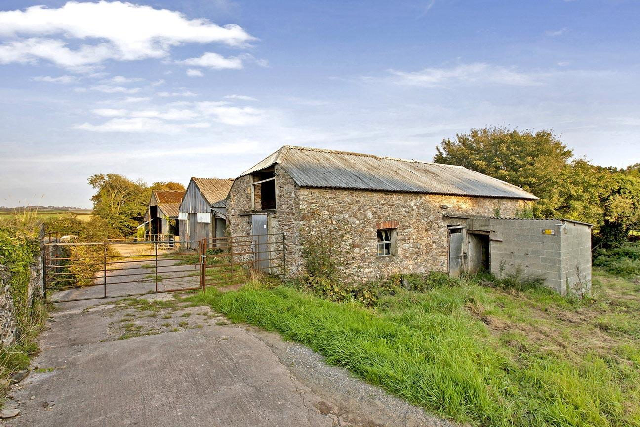 For Sale - Ritson Barton Barns, Halwell
